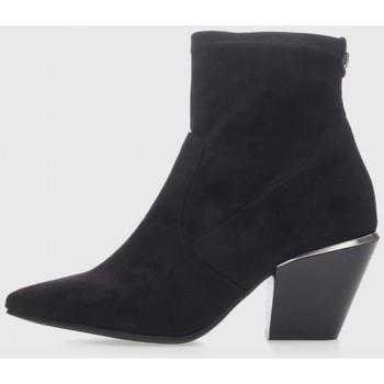 Sapatos Mulher Botins Pedro Miralles 25357 Negro