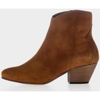 Sapatos Mulher Botins Troppa 8979 Marrón