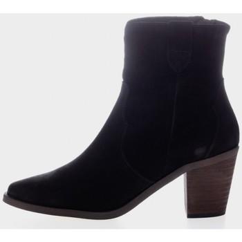 Sapatos Mulher Botins Troppa 8981 Negro