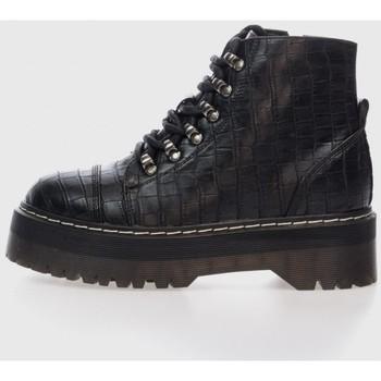 Sapatos Mulher Botas baixas Coolway ABLIS Negro