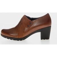 Sapatos Mulher Botas baixas Pitillos 3961 Marrón