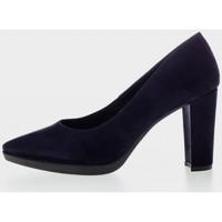Sapatos Mulher Escarpim Colette 1490 Azul