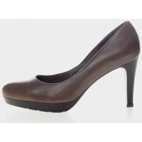 Sapatos Mulher Escarpim Kamome 2163 Marrón