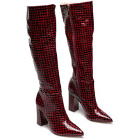 Sapatos Mulher Botas Parodi Shoes 83/5106/01 Red