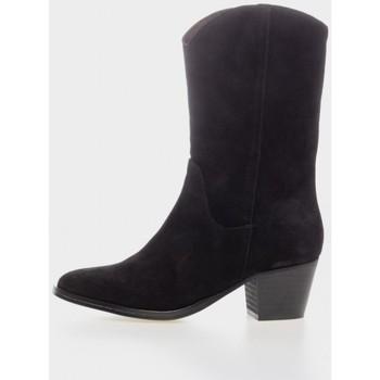Sapatos Mulher Botins Troppa 8986 Negro