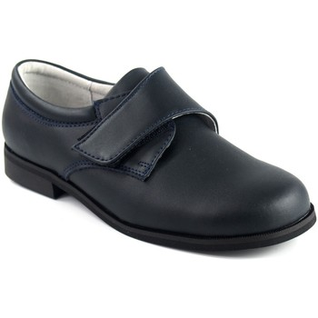 Sapatos Rapaz Sapatos Bubble Bobble Sapato menino  b521 azul Azul