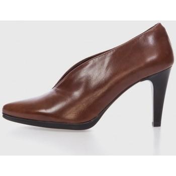 Sapatos Mulher Escarpim Kamome 92053 Marrón