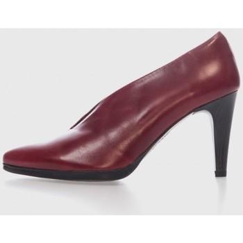 Sapatos Mulher Escarpim Kamome 92053 Rojo
