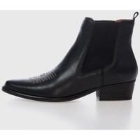 Sapatos Mulher Botins Bryan MINERVA Negro