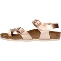 Sapatos Rapariga Sandálias Birkenstock 1014444 Rosa