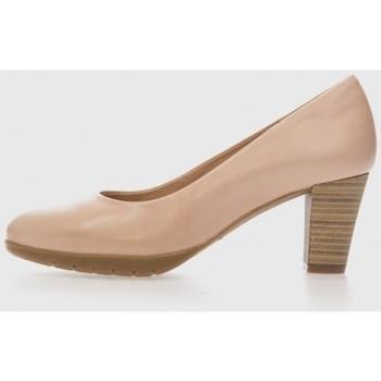 Sapatos Mulher Escarpim Kamome FOURI Beige
