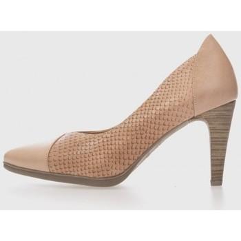 Sapatos Mulher Escarpim Kamome SARA3 Beige