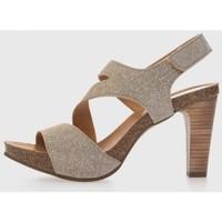 Sapatos Mulher Sandálias Penelope 5067 Argenté