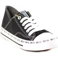Sapatos Mulher Sapatilhas Big Star FF274023 Preto
