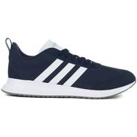 Sapatos Homem Sapatilhas adidas Originals RUN60S Branco, Azul marinho