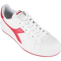 Sapatos Homem Sapatilhas Diadora game p c0673 Vermelho