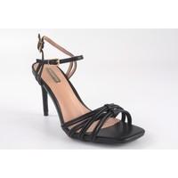 Sapatos Mulher Sandálias Bienve Senhora da cerimônia  1jb-0136 preto Noir