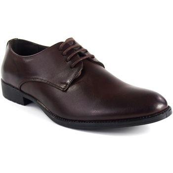 Sapatos Homem Richelieu Bienve 2018-8 Marrón