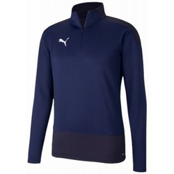 Textil Homem Casacos fato de treino Puma Training top  Teamgoal violet foncé/bleu nuit