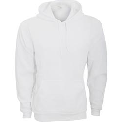 Textil Sweats Bella + Canvas CA3719 Branco