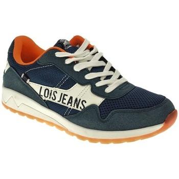 Sapatos Rapaz Sapatilhas Lois 63051 Azul