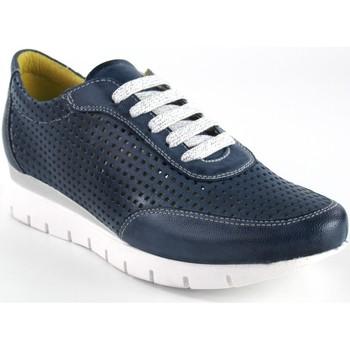 Sapatos Mulher Sapatilhas Chacal Sapato de senhora  5063 azul Azul