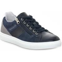 Sapatos Mulher Sapatilhas NeroGiardini NERO GIARDINI 200 SAVAGE BLU Blu
