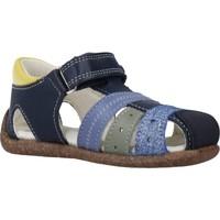 Sapatos Rapaz Sandálias Pablosky 070722 Azul