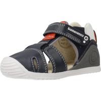Sapatos Rapaz Sandálias Biomecanics 202138 Azul