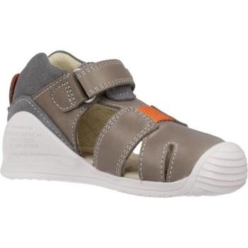 Sapatos Rapaz Sandálias Biomecanics 202141 Cinza