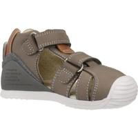 Sapatos Rapaz Sandálias Biomecanics 202144 Marron
