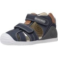 Sapatos Rapariga Sandálias Biomecanics 202144 Azul