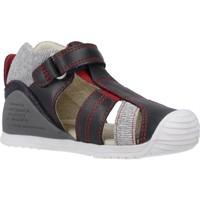 Sapatos Rapaz Sandálias Biomecanics 202146 Azul