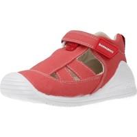 Sapatos Rapaz Sandálias Biomecanics 202211 Vermelho