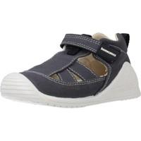 Sapatos Rapaz Sandálias Biomecanics 202211 Azul