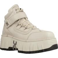 Sapatos Mulher Botins Bronx BRONX BM0ON-WALKK Beis