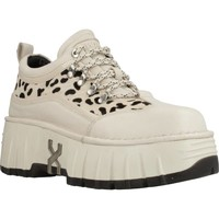 Sapatos Mulher Sapatilhas Bronx BRONX M0ON-WALKK Beis