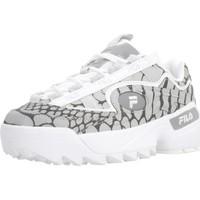 Sapatos Mulher Sapatilhas Fila D-FORMATION R WMN Cinza