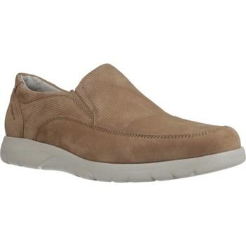 Sapatos Homem Mocassins Stonefly SPACE MAN 26 NABUK/NABUK PRI Marron