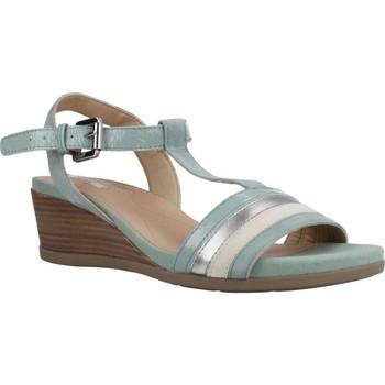 Sapatos Mulher Sandálias Geox D MARYKARMEN C Azul