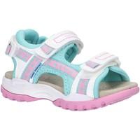 Sapatos Rapariga Sandálias desportivas Geox J020WA 05415 J BOREALIS C1393 WHITE Blanco