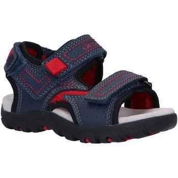 Sapatos Criança Sandálias desportivas Geox J0224A 0MECE J S STRADA Azul