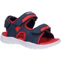 Sapatos Criança Sandálias desportivas Geox J025XA 0CE15 J VANIETT C0735 NAVY Azul