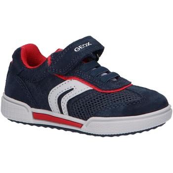 Sapatos Criança Sapatilhas Geox J02BCD 01422 J POSEIDO Azul