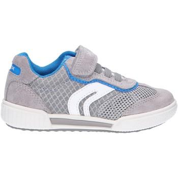 Sapatos Criança Sapatilhas Geox J02BCD 01422 J POSEIDO Gris