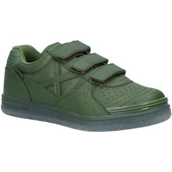 Sapatos Rapaz Sapatilhas Munich 1515958 G-3 MONOCHROME VERDE Verde