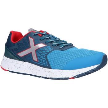 Sapatos Homem Sapatilhas de corrida Munich Fashion 4116808 R-X AZUL 45 Azul