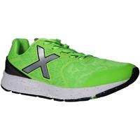 Sapatos Sapatilhas de corrida Munich 4116810 R-X LIMA Verde