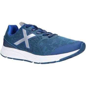 Sapatos Sapatilhas de corrida Munich Fashion 4116813 R-X AZUL MARINO 45