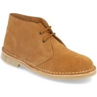 Sapatos Mulher Botas baixas Shoes&blues DB01 Camel